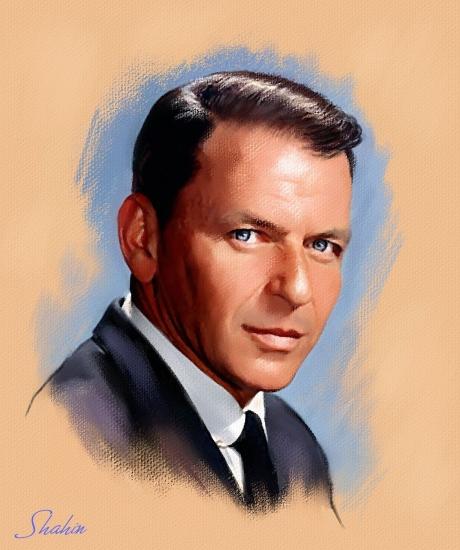 Frank Sinatra por shahin